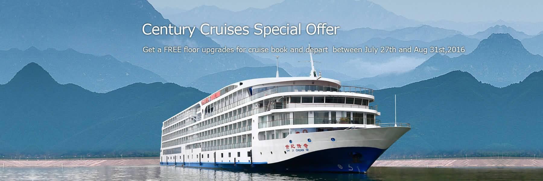 2016 Century Cruises