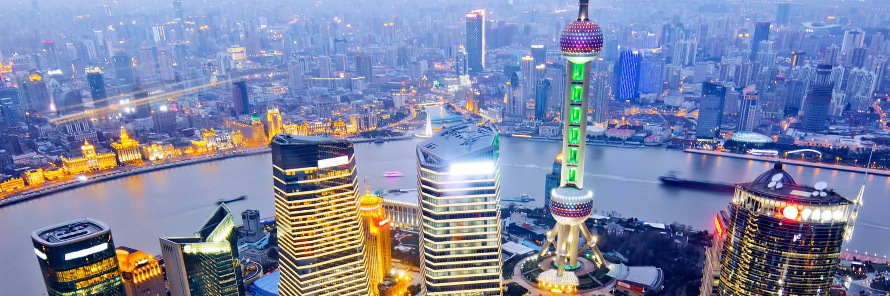 Shanghai and Yangtze Cruise Tour