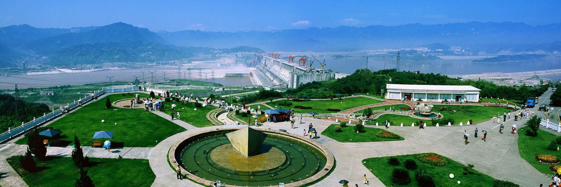One Day Three Gorges Dam Tour