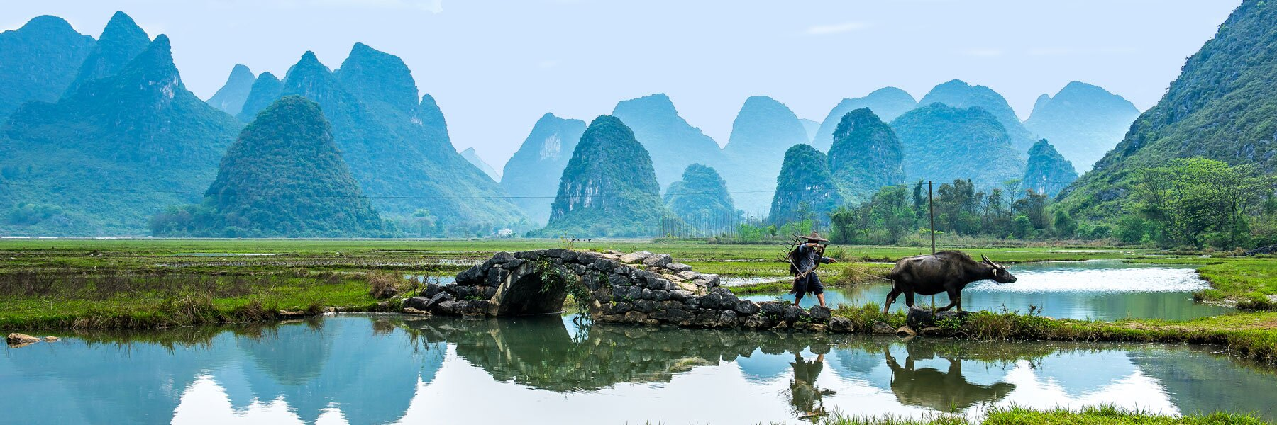 Guilin and Yangtze Cruise Tour